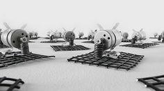 Zimoun : Compilation Video V3.0 | Sound Sculptures & Installations, Sound Architectures on Vimeo