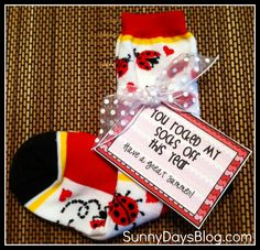 Sunny Days in Second Grade: Sock your Students!