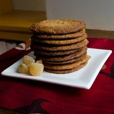 Ginger Cookies...