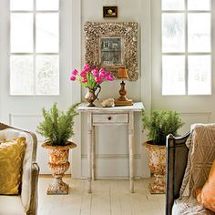 Add Age with Patina < New Orleans Cottage Revival - Southern Living