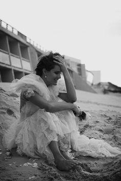 Isabeli Fontana | Peter Lindbergh #photography | Vogue Paris April 2012