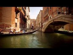 The romance and mystery of Venice