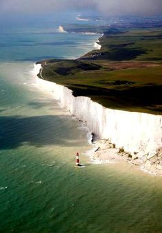 White Cliffs of Dover. Got to go back and see these