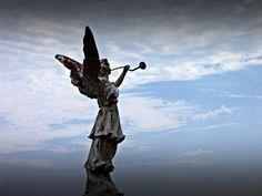 Calling All Angels. Photo by Wayne Wilkinson/Wayne's Eye View/Flickr.