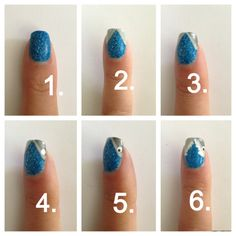 Paint Your Nails for Shark Week