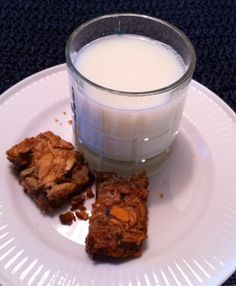Eat • Write: Coconut, almonds, chocolate make a moist bar cookie that's a distant cousin to a Mounds candy bar.