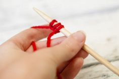 3 Ways to Knit an I Cord - wikiHow