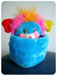 Popples! Totally forgot about these...