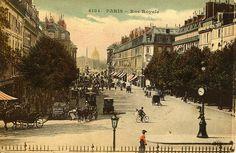 Paris Rue Royale