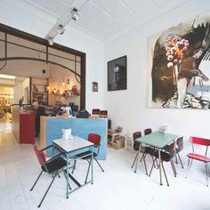 coffee & vinyl, Antwerp