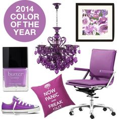 Pantone Color of the Year for 2014: Radiant Orchid panton color, 2014 color