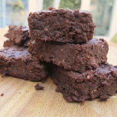 Gooey Vegan Chocolate Brownies