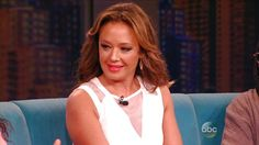 Leah Remini on The View