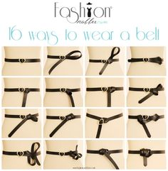 16 ways to wear a #b