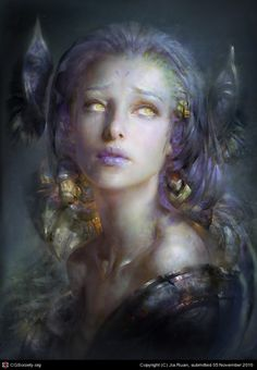 Cool Digital Illustrations by JIA RUAN