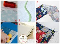 September is officially known as National Sewing Month and what better way to celebrate than to spend a day (or more!) sewing. Last year our Chefs whipped up a batch of Moda Bake Shop Basics - tutorials to help with some basic sewing and quilting techniques. Find links to some of the most popular ones below.  @modafabrics