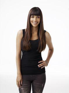 Hannah Simone as Cece in NEW GIRL on FOX.