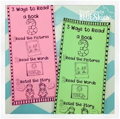 First Grade Blue Skies: Daily 5 {Second Edition} FREEBIE and Book Study Ch 5-6