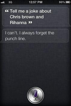 Oh Siri.....