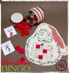 The Scrap Shoppe: Christmas Bingo