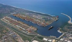 The Port of Durban, Africa's best port