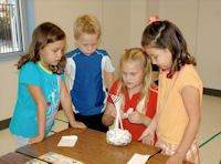 Children Learning with Mind Missions Learning Systems