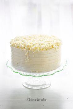 Indonesian cheese cake / Bolu keju
