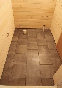TrafficMaster Ceramica 12 in. x 12 in. Coastal Gray Resilient Vinyl Tile Flooring
