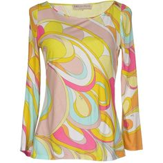 Emilio Pucci T-Shirt found on Polyvore