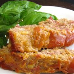 Turkey Cheeseburger Meatloaf