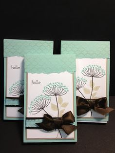 #teal #blue #brown #natural #flowers #ribbon #notepad