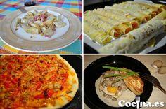 15 recetas de cenas fáciles