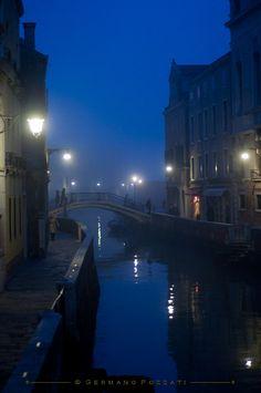 ~Venice at night, Italy~