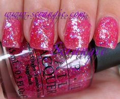 OPI: I Lily Love You