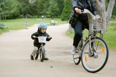 Paris is launching bike share for kids, P'tit Vélib, in parks and designated areas throughout the city.