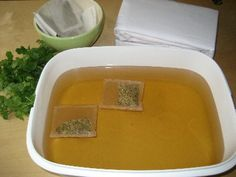 Herbal Homemade Body Wrap      To make a herbal body wrap, make some herbal tea - organic chamomile tea is great for body wraps. Fill your sink with hot, strong herbal tea and soak an old sheet in the tea. Wring out as much tea as you can and then wrap the hot sheet around your body, leaving your head and arms uncovered.....