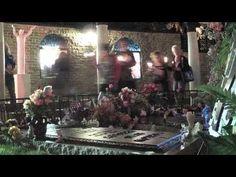 ▶ Elvis Week Bonus: Meditation Garden Time-Lapse - YouTube