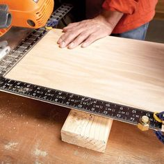 Top 10 Woodworking Tips - The Family Handyman Magazine asked our favorite woodworkers to share some of their favorite shop tips. Check out these great pieces of advice to help you work faster and smarter in your own shop.