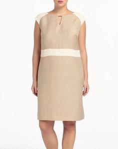 Vestido Couchel - Mujer - Tallas Grandes - El Corte Inglés - Moda