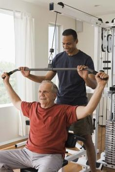 Weight training for spinal stenosis