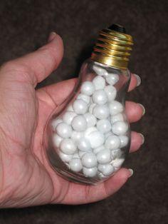 "Cookie Nut Creations: Girl's Camp ""Flashlight"" Devotionals {Light Bulb}"