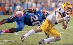 Trey Quinn : LSU vs. Florida Gators