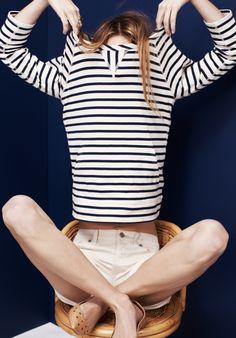 [ W ] stripes | #womenswear