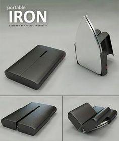 Portable Iron