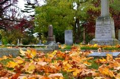 Halloween: Victoria's Ross Bay Cemetary http://www.tourismvictoria.com/events/halloween/ #VictoriaBOO