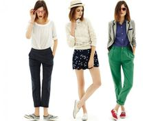 Keds launches made-in-U.S. apparel line exclusively at Opening Ceremony