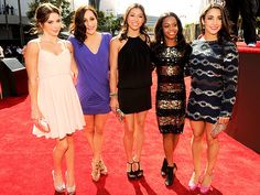 THE FAB FIVE look Fab!!