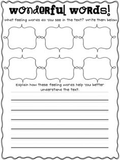 First Grade Common Core Graphic Organizers and Posters