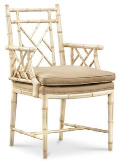 The Chine Chair, Chinese Chippendale Inspired.