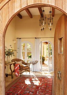 arch doors